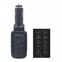 FM-модулятор Car MP3 KC-210 microSD/SD/USB