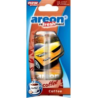 Ароматизатор AREON гелевый LIQUID Refreshment Coffee