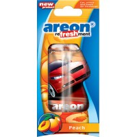 Ароматизатор AREON гелевый LIQUID Refreshment Peach
