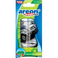 Ароматизатор AREON гелевый LIQUID Refreshment Mountain Fresh