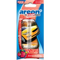 Ароматизатор AREON гелевый LIQUID Refreshment Strawberry